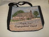 Houghs Neck Congregational Church Tote Bag