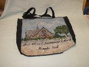 Most Blessed Sacrament Church Tote Bag